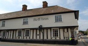 The Bell Hotel, Thetford, Norfolk