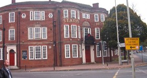 Station Hotel Ghost Hunt, Dudley + Accommodation – Friday 29th August 2014