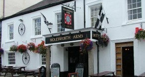 The Molesworth Arms Hotel, Wadebridge, Cornwall