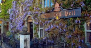 The Old Bell Hotel, Malmesbury, Wiltshire