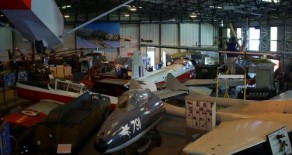Doncaster Air Museum Ghost Hunt, Yorkshire – Saturday 18th April 2015