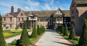 Ordsall Hall Ghost Hunt, Salford, Manchester – Saturday 20th December 2014