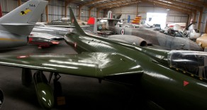 North East Aircraft Museum Ghost Hunt, Sunderland – Saturday 6th September 2014