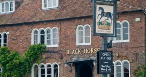 The Black Horse Ghost Hunt, Pluckley, Kent – Saturday 28th February 2015