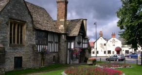 The Almonry Ghost Hunt – Evesham, Worcestershire – Saturday 21st March 2015