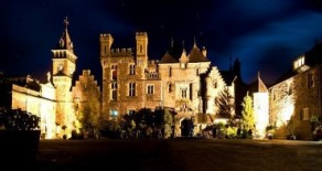 Craig Y Nos Castle Ghost Hunt & Sleepover, Wales – Friday 25th September 2015 *3 Course Dinner
