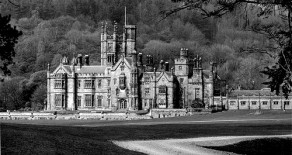 Margam Castle Ghost Hunt, Port Talbot, Wales – Saturday 19th September 2015