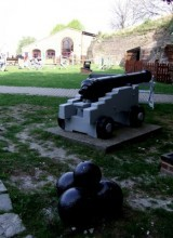 fort amherst cannon balls