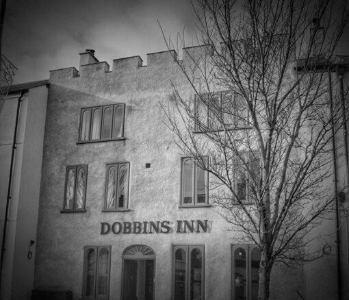 An image of Dobbin's Inn in Co Antrim Northern Ireland