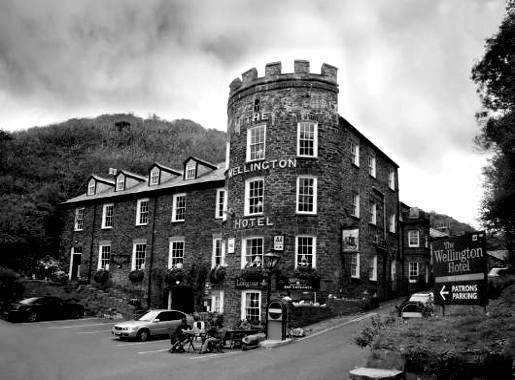 The Wellington Hotel Boscastle Cornwall