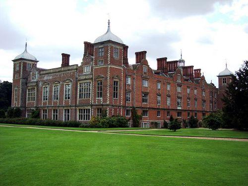 blickling hall exterior