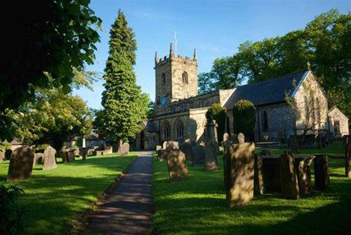 eyam-parish-church