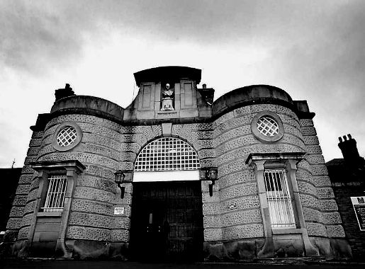 Shrewsbury-Dana-Prison-jail-stock