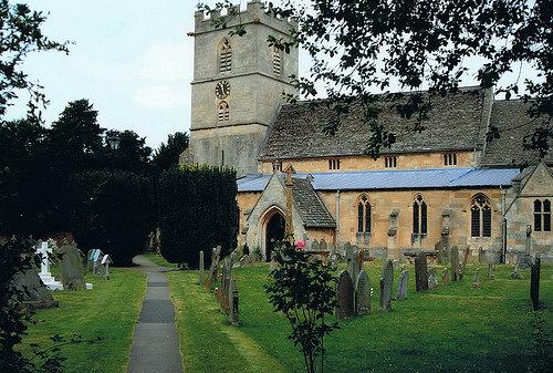 prestbury st marys church