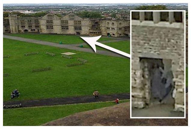 grey lady ghost dudley castle