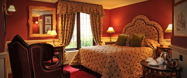 coombe abbey crown bedchamber