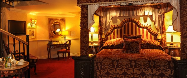 coombe abbey grand feature room