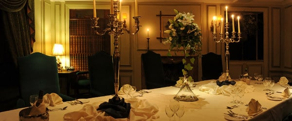 coombe abbey harrington room
