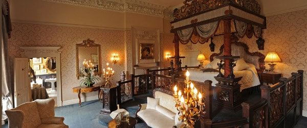 coombe abbey lady craven room