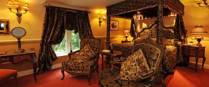 lumley castle bedroom 2