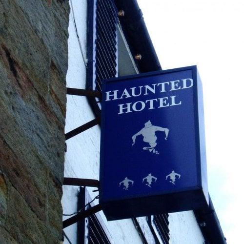 schooner hotel haunted
