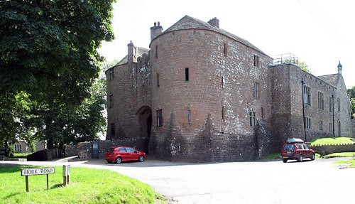 St Briavels Castle 1