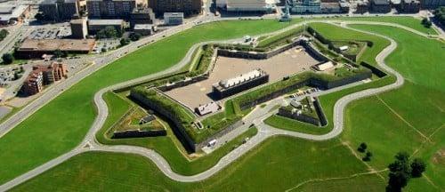 Citadel Halifax - Nova Scotia