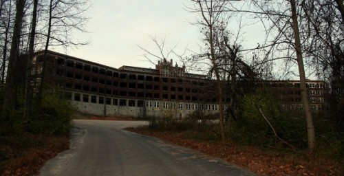 ngôi nhà bị ma ám, Waverly Hills, Hoa Kỳ