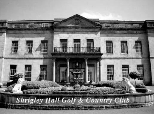 shrigley hall hotel