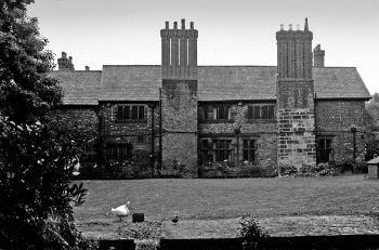 wardley hall haunted