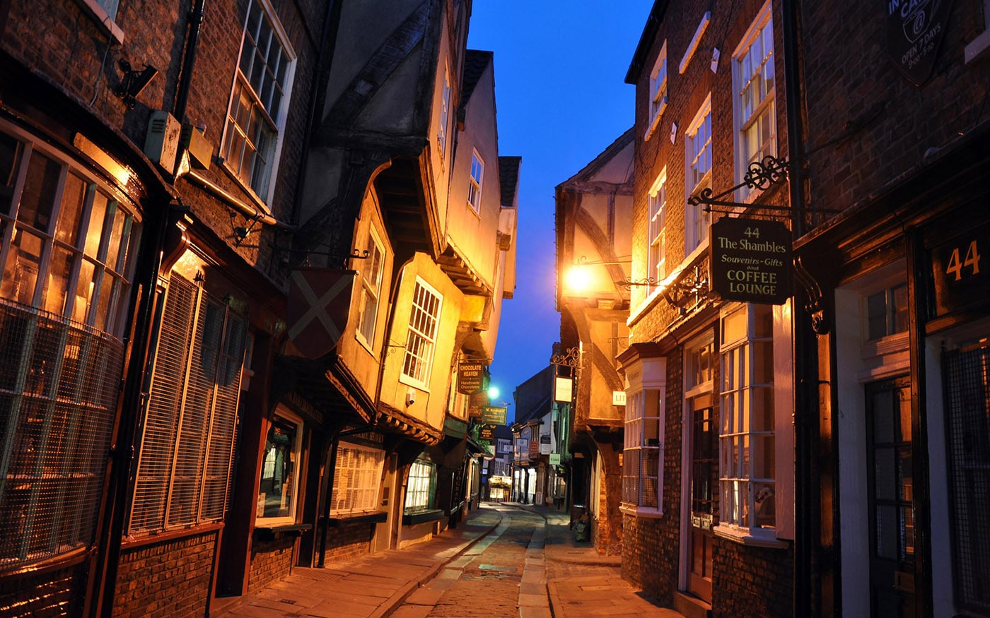 44 The Shambles York - HDR by Colin Williams