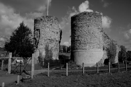 bungay-castle