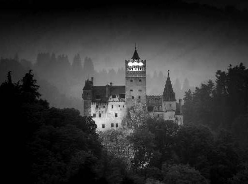 Bran Castle (Dracula castle), Bran, Transylvania, Romania