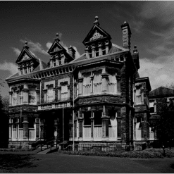 The Mansion House Ghost Hunt, Cardiff - Saturday 2nd November 2019