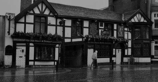 Ye Olde Man and Scythe Ghost Hunt, Bolton - Thursday 12th December 2019