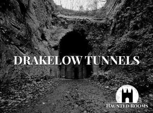 Drakelow Tunnels Ghost Hunt, Kidderminster - Friday 20th September 2019