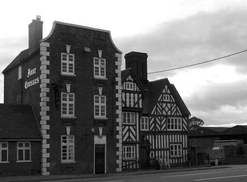 Four Crosses Ghost Hunt, Cannock - Friday 20th December 2019