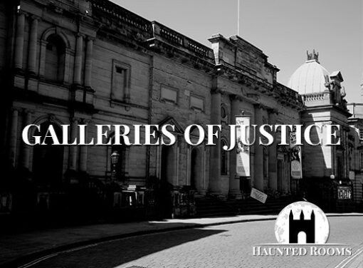 Galleries of Justice 3 in 1 Ghost Hunt, Nottingham - Friday 13th September 2019