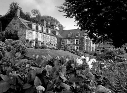 Maes Y Neuad Manor House Ghost Hunt, Talsarnau - Saturday 19th October 2019