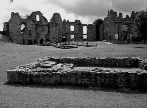 Tutbury Castle Ghost Hunt, Burton upon Trent - Friday 22nd November 2019