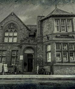 The Haunted Lark Lane Police Station Ghost Hunt